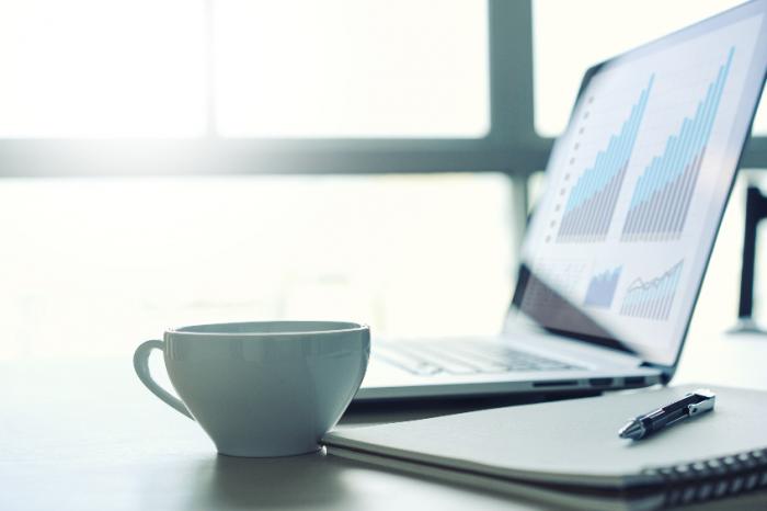 Business working   graph financial  Data Analytics Statistics Information Technology