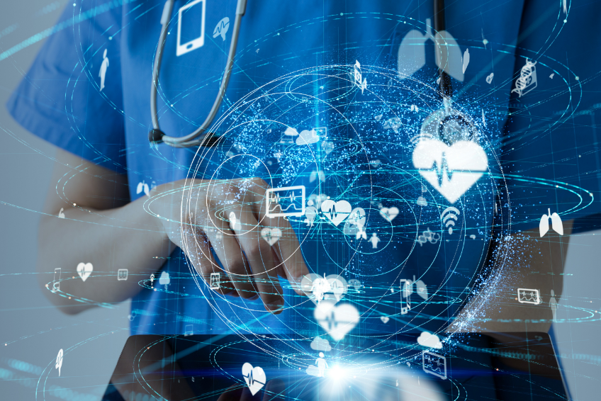 Q&A: Improving healthcare with the IoT