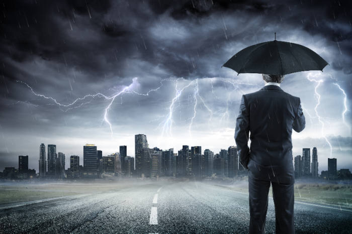 You store food against an emergency; is your IT system ready for a disaster, too?