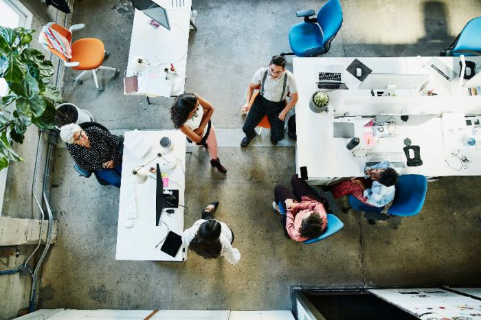 Creating A Positive Corporate Culture Through Collaboration