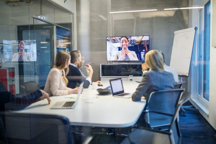 Happiness Is a Great Video Conference Experience
