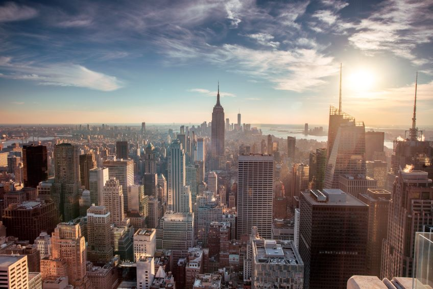 New York Digital Transformation in the City That Never Sleeps