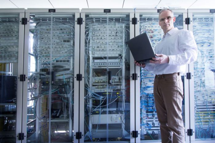 Does the Network Matter More than the Data Center?