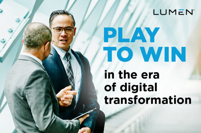 Play to win in the era of digital transformation