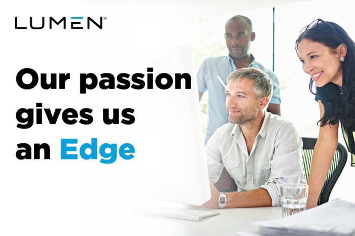 Our passion gives us an edge