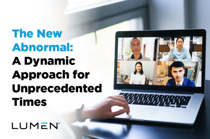 The New Abnormal – a Dynamic Approach for Unprecedented Times